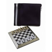 Sunnywood Plastic Magnetic Chess Set With Carrying Case (SNWD107)