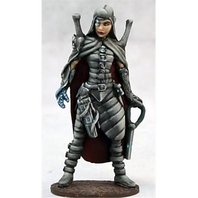 Reaper Miniatures 62106 Numenera Series Flesh & Steel By Patrick Keith Miniature (ACDD10688) 2512522