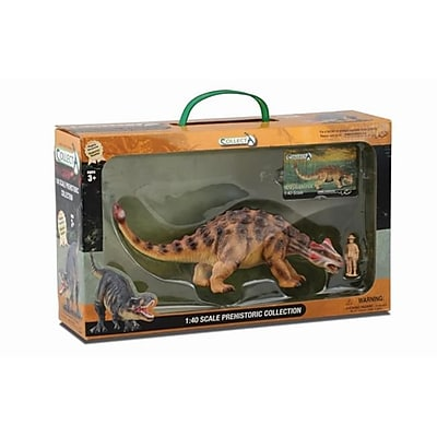 IQON Ankylosaurus Toy in Window Box - 1-40 Scale (IQON573) 2512445