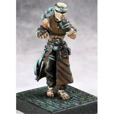 Reaper Miniatures 60152 Pathfinder Series Brotherhood Of The Seal Miniature (ACDD10669) 2512448