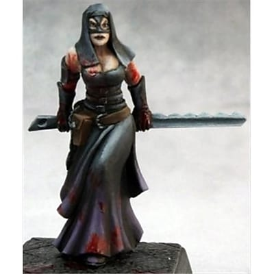 Reaper Miniatures 60153 Pathfinder Series Dungeon Torturer Miniature (ACDD10670) 2512515