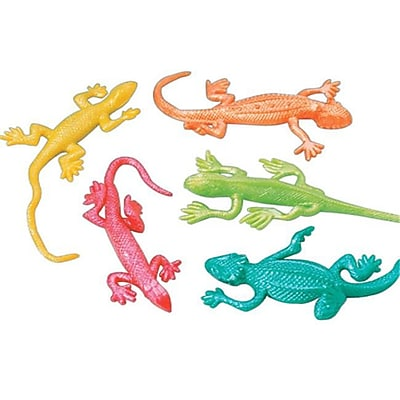 US Toy Company Stretchy Lizards (12 Packs Of 12) (USTYC0682) 2512498