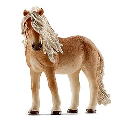 Schleich 13790 Icelandic Pony Mare Figurine, Brown (TRVAL42327) 2512455
