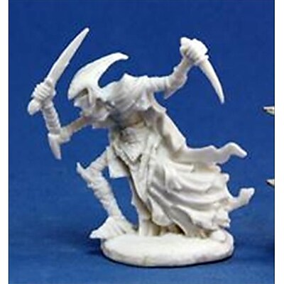 Reaper Miniatures 77123 Bones - Zalash, Dark Elf Assassin (ACDD10819) 2512506