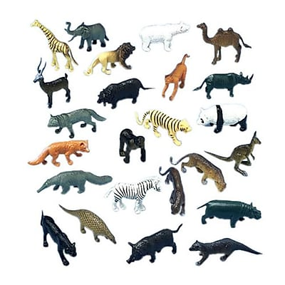 US Toy Company Wild Animals (2 Packs Of 144) (USTYC0846) 2512452