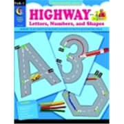 Creative Teaching Press Highway - Letters, Numbers, And Shapes (SSPC48954)