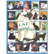 Lucy Hammet Bingo Games Cat Bingo Game (GC2836)