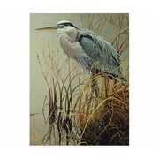 Outset Media Games Great Blue Heron 500 piece Puzzle (GC20850)