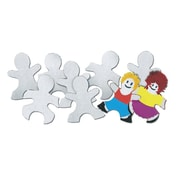 Roylco Roylco Kid Puzzle Pieces - 4.5 in. x 6 in. - 24-pkg (ROYC706)
