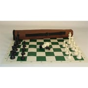 WW Chess Tournament Chess Kit Vinyl Mat (WWI396)