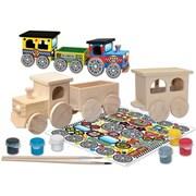 Masterpieces Train Set Puzzle (RTL236622)
