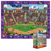 EuroGraphics Baseball Spot & Find 100-Piece Puzzle (Small Box) (EUGR491)