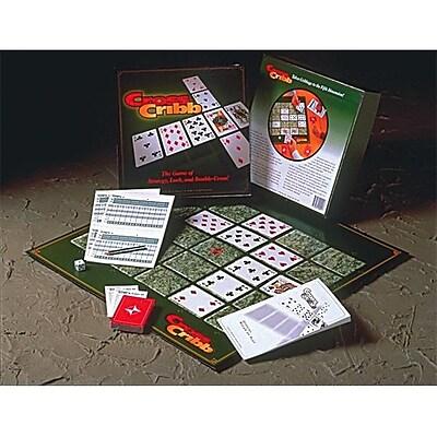 Maynards CrossCribb Cribbage Board Game (MYD001) 2511251