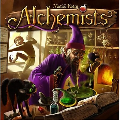 Czech Games Edition Inc 00027 Alchemists (ACDD14521) 2511719