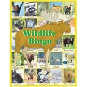 Lucy Hammet Bingo Games Wildlife Bingo (GC2841)