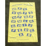 Everrich 4 x 8 Feet Alphabet Mat with 4 Inch Beanbags - 12 Pieces (EVRR068)