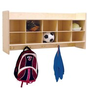 Contender Contender Wall Locker & Cubby Storage Without Trays (WDMI931)