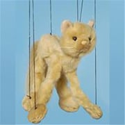 Sunny Toys 16 In. Baby Cat - Persian, Marionette Puppet (SNTY499)