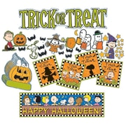 Eureka Eu-847031 Peanuts Halloween Mini Bb Set (EDRE34539)