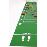 American Educational Long Jump-Croquet Mat Game (AMED4673)