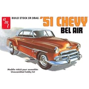 AMT - 1951 Chevy Bel Air Plastic Model (B2B4303)