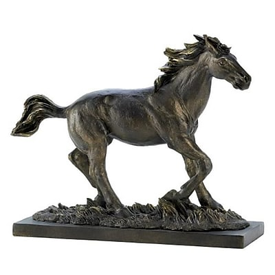 Home Locomotion 100 Wild Stallion Statue (SWM12046) 2489081