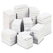 Universal Bulk Scratch Pads Unruled 3 x 5 White 180 100-Sheet Pads/carton (AZRUNV35623)