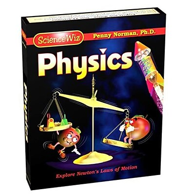 ScienceWiz ScienceWiz Physics Kit (BB-GCOP-922) 2490842