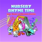 Kimbo Educational Nursery Rhyme Time CD With Guide (SSPC67775)
