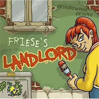 Czech Games Edition Inc 221009 Frieses Landlord (ACDD14447) 2487958