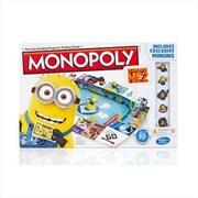 Hasbro A2574 Despicable Me 2 Monopoly, Board Games (ACDD5235)