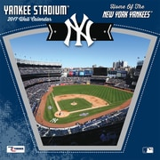 Turner Licensing New York Yankees Yankee Stadium 2017 12X12 Wall Calendar (17998011966)