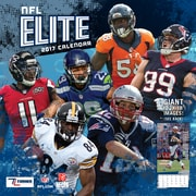 Turner Licensing NFL Elite 2017 12X12 Wall Calendar (17998011970)