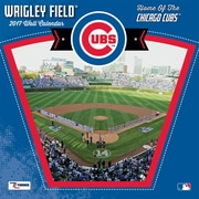 Turner Licensing Chicago Cubs Wrigley Field 2017 12X12 Wall Calendar (17998011965)