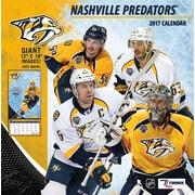 Turner Licensing Nashville Predators 2017 12X12 Team Wall Calendar (17998011946)