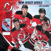 Turner Licensing New Jersey Devils 2017 12X12 Team Wall Calendar (17998011947)