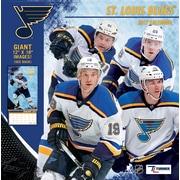 Turner Licensing St Louis Blues 2017 12X12 Team Wall Calendar (17998011955)