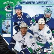Turner Licensing Vancouver Canucks 2017 12X12 Team Wall Calendar (17998011958)