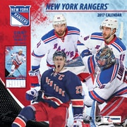 Turner Licensing New York Rangers 2017 12X12 Team Wall Calendar (17998011949)