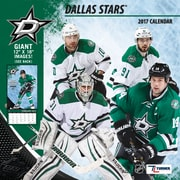 Turner Licensing Dallas Stars 2017 12X12 Team Wall Calendar (17998011939)