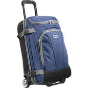 """eBags TLS Mother Lode Mini 21"""" Wheeled Duffel Blue Yonder Polyester (125538)"""