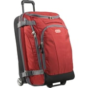 """eBags TLS Mother Lode Junior 25"""" Wheeled Duffel Sinful Red Polyester (125548)"""