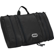 eBags Pack-it-Flat Toiletry Kit Black Nylon (54638)