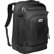 eBags TLS Mother Lode Weekender Convertible Solid Black Polyester (143101)