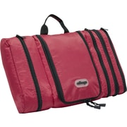 eBags Pack-it-Flat Toiletry Kit Raspberry Nylon (54638)