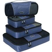 eBags Packing Cubes - 4pc Classic Plus Set Denim  (297340)