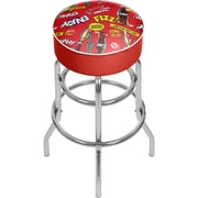 Coca Cola Padded Swivel Bar Stool - Pop Art (190836399253)