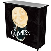 Guinness Portable Bar with Case - Smiling Pint (190836335329)