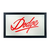 Dodge Logo Mirror - Signature (886511980679)