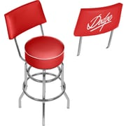 Dodge Bar Swivel Bar Stool with Back - Signature (886511980549)